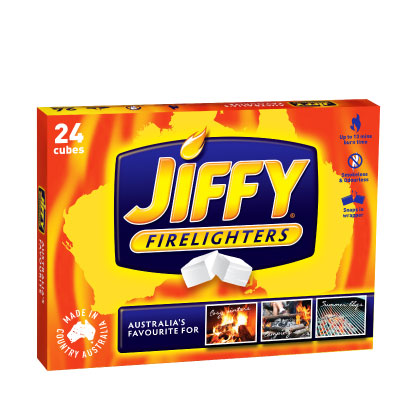 Jiffy Firelighters